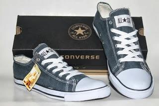 Sepatu Converse Classic navy murah,