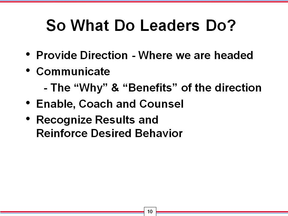 developing leadership skills Developing top leaders: 5 crucial skills november 28, 2016 brett walker3 min  read try this at work: round up any 10 managers (in your mind, the company.