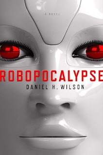 interview, book cover, Robopocalypse, science fiction