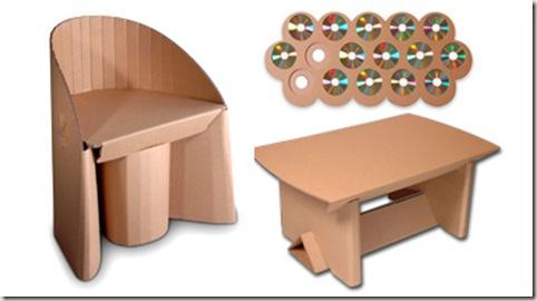 apuntes revista digital de arquitectura muebles de cart n para dise ar cortar ensamblar y usar. Black Bedroom Furniture Sets. Home Design Ideas