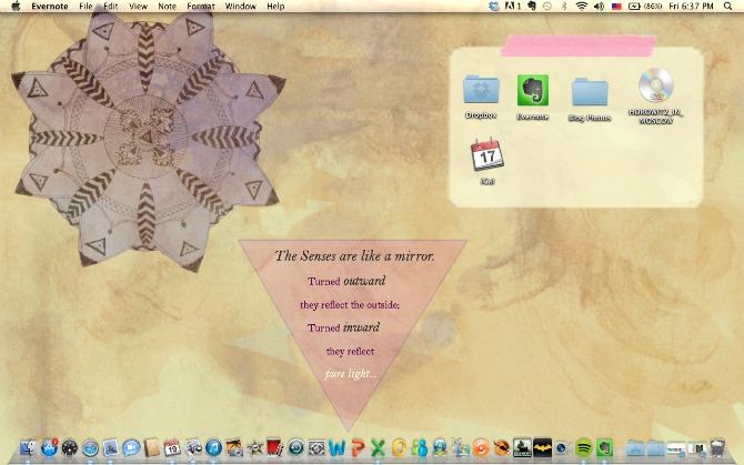 Yoga desktop wallpaper