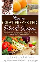 Microzest Premium Grater & Zester - Professional K