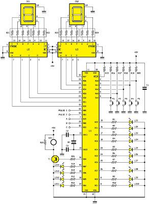 Circuit resistif