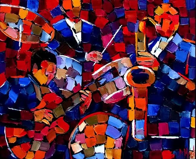 mosaic jazz series jazz parts