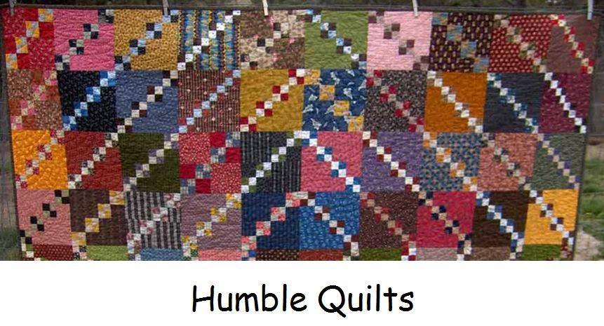 <center>Humble Quilts</center>