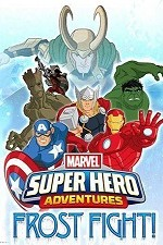 Watch Marvel Super Hero Adventures: Frost Fight! Online Free Putlocker