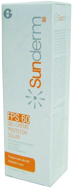 Sunderm FPS 60 da Glenmark