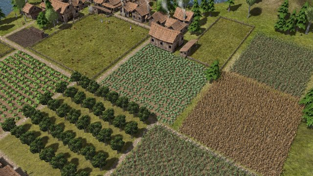 Banished PC Games Screenshots