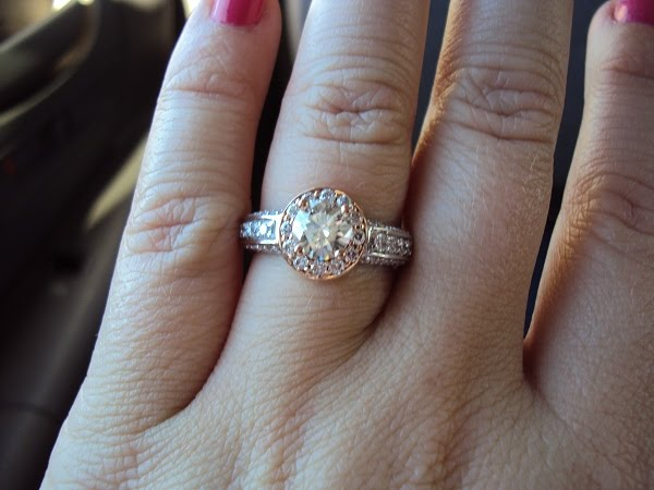 Oz Engagement Ring