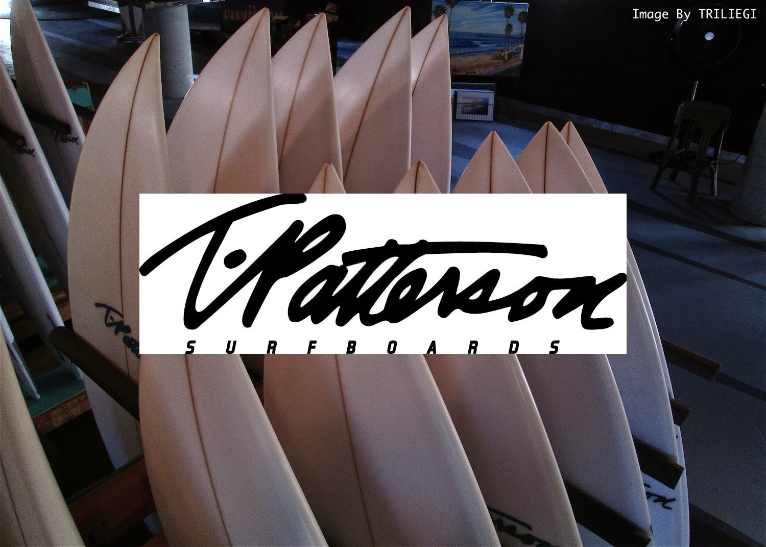 T.PATTERSON SURFBOARDS