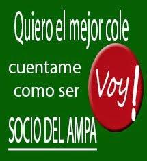 HAZTE SOCIO DEL AMPA