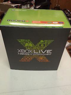 xbox 360 console xbox live edition 3 Microsoft Sending Xbox Live Veterans Free Special Edition Xbox 360