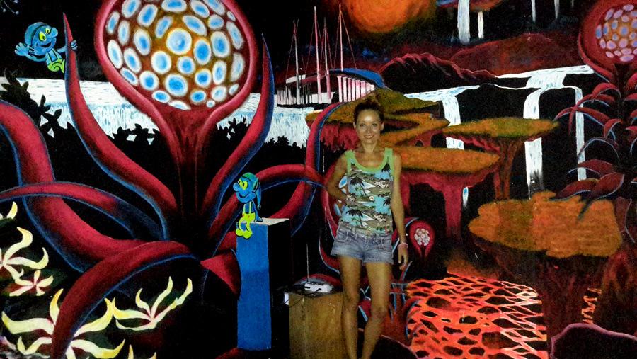 Penang 3D Trick Art Museum, Georgetown, Malaysia 2015 © sidorowicz.blogspot.com