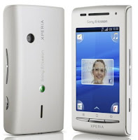 Sony Ericsson Xperia X8, Smartphone, cellphone, Mobile phone  Sony Ericsson Xperia X8