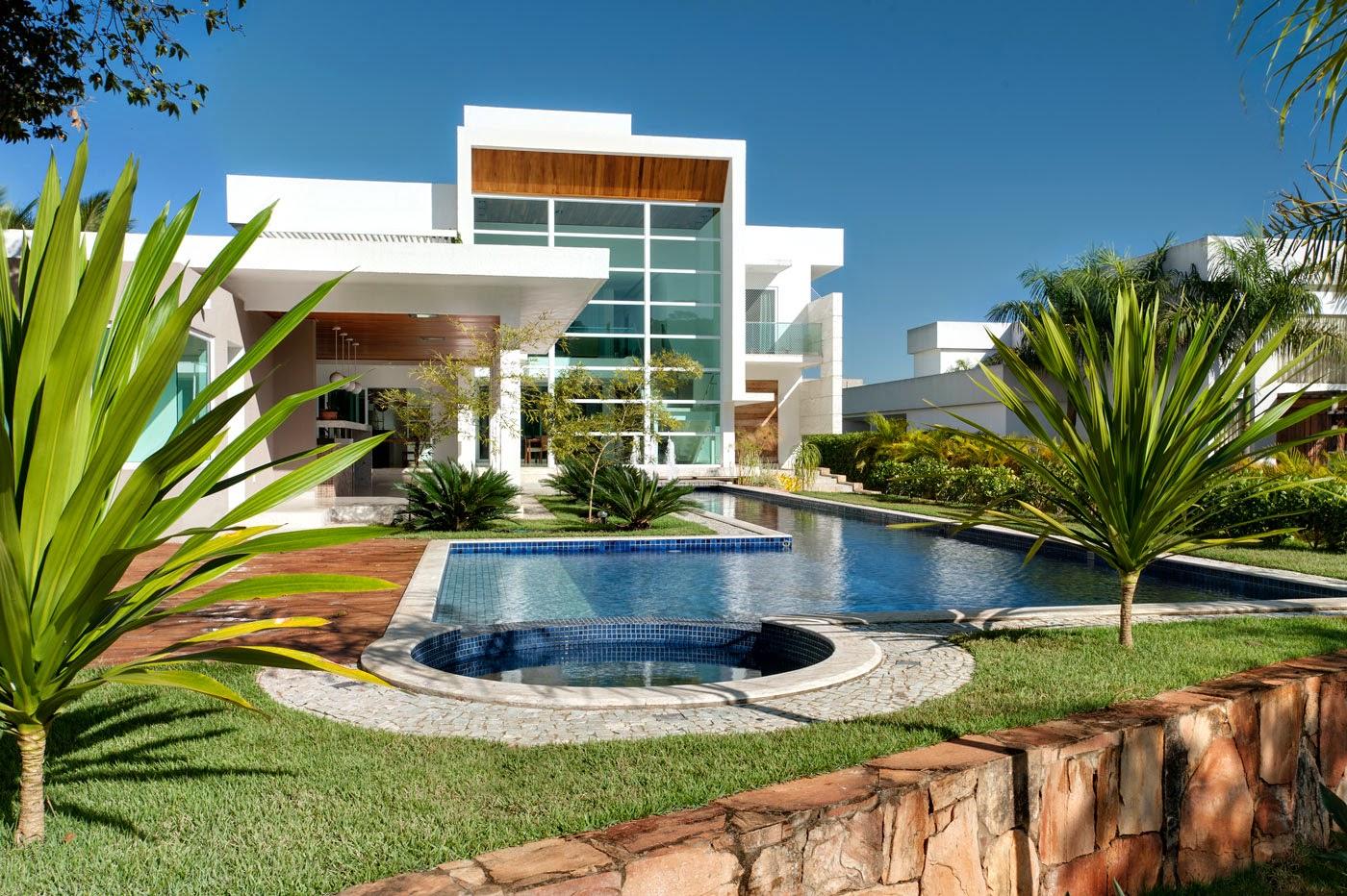 Brazilian Houses Designdaily