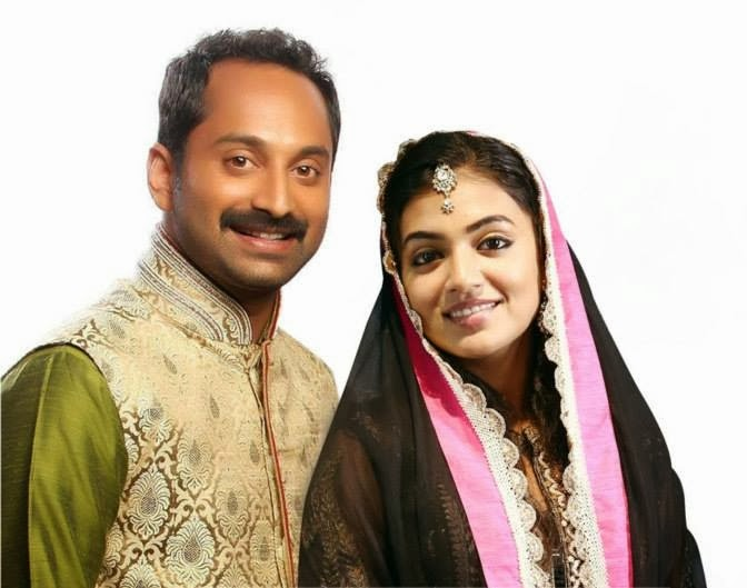 Fahad and Nazriya got engaged