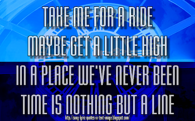 Wonderful - Lady Gaga Song Lyric Quote in Text Image