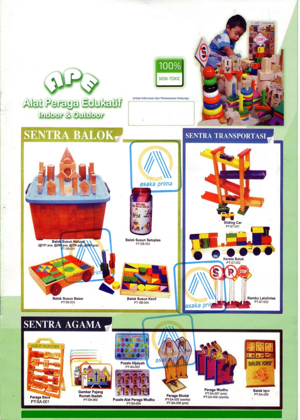 ape paud,mainan edukatif,alat peraga edukatif, alat permainan edukatif, sentra balok,balok natural,produksi ape paud,