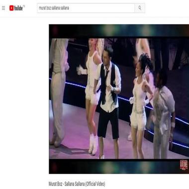 youtube com - murat boz - sallana sallana