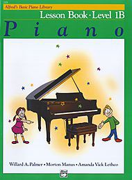 LadyDpiano: Alfred's Basic Piano Library