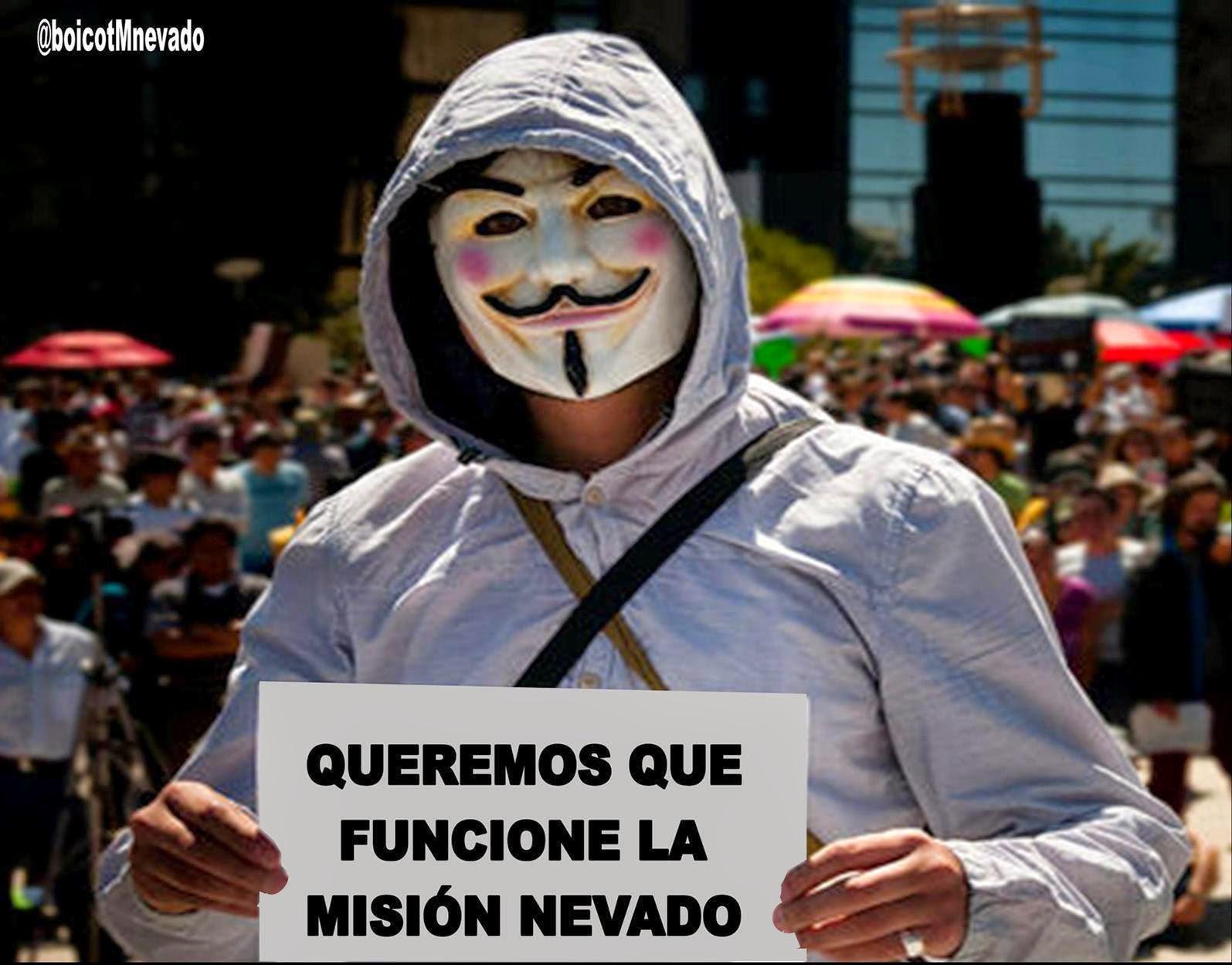 @boicotMnevado