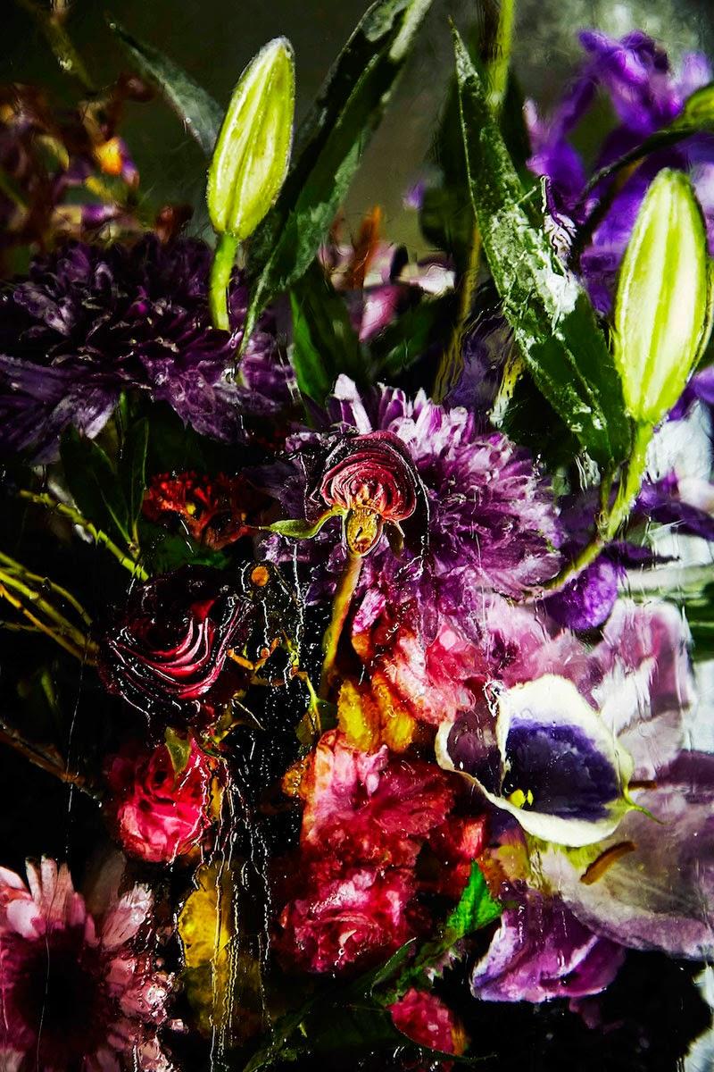 Iced Flowers de Azuma Makoto