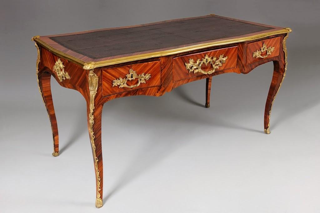 il blog degli antiquari il bureau plat un mobile di rappresentazione. Black Bedroom Furniture Sets. Home Design Ideas