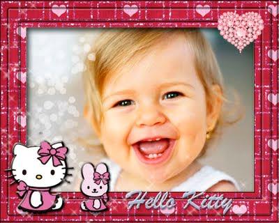 Marco de Hello Kitty