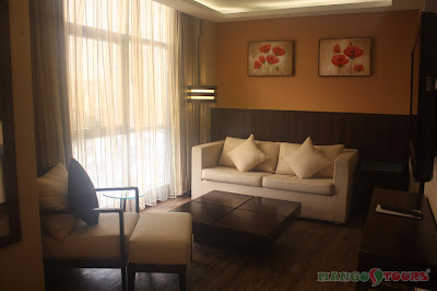 Mango Tours Ramada Manila Central Suites