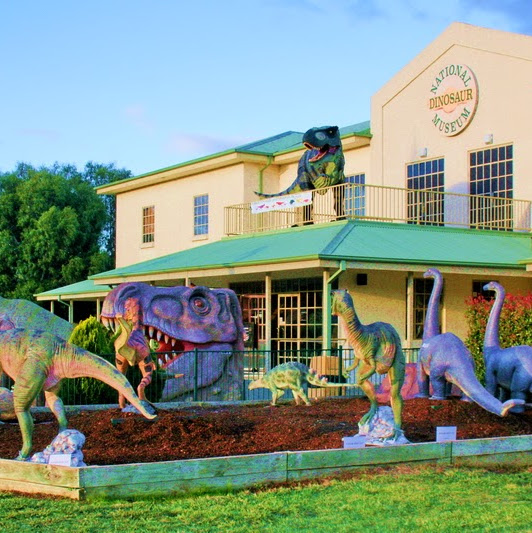 #MyDreamy Vacation: World Tour of Dinosaurs