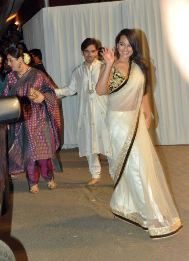 1 - Celebs at Boman Irani Son Wedding Reception