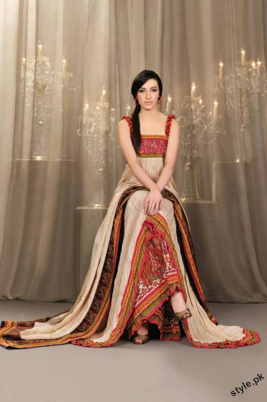 Pakistani Designer Collection 2012