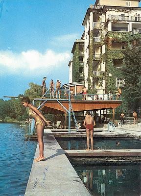 Golfhotel Toplice in Bled, Slowenien