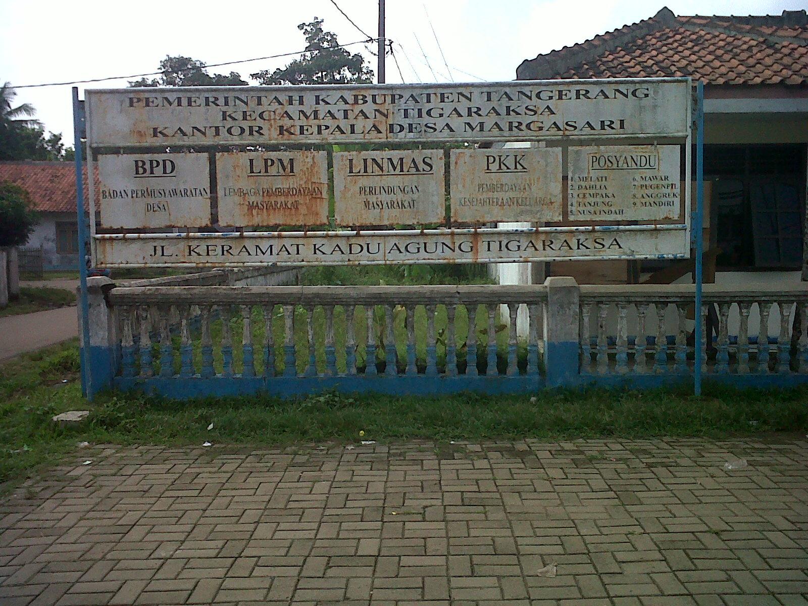 Tigaraksa Desa Margasari
