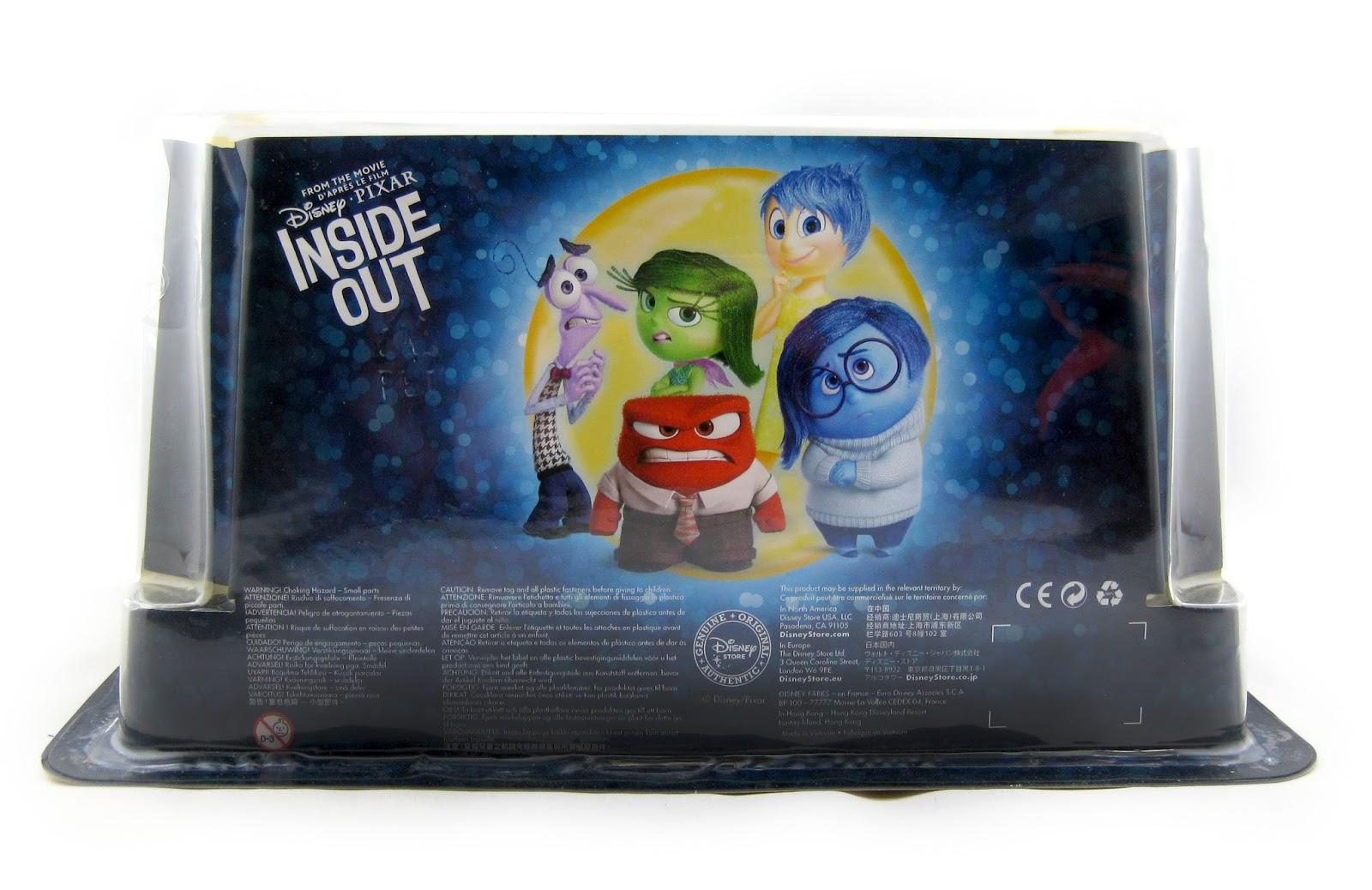 dan the pixar fan inside out deluxe figurine playset. Black Bedroom Furniture Sets. Home Design Ideas