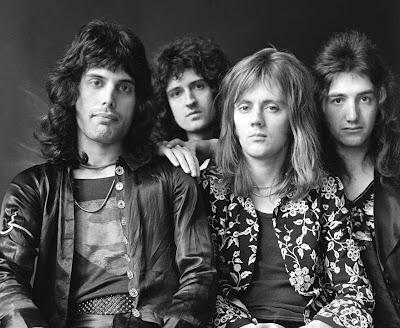 Foto promocional de Queen.