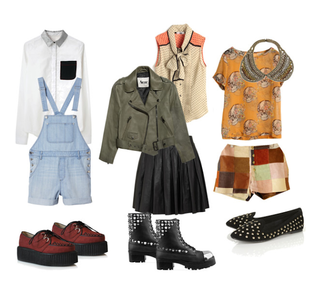 By Michaela Christine Back to School Outfit Ideas