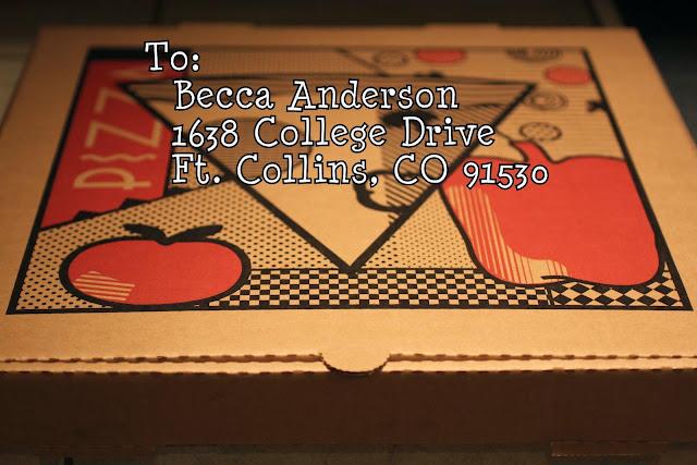 Special Delivery Pizza Box | cheerykitchen.com