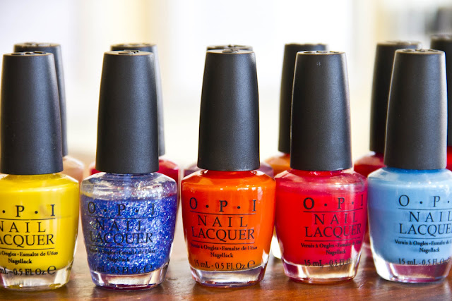 OPI+bright+nail+polish+colors.+Savvy+Spice+fashionblog