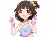 The Idolm@ster Million Live loli character
