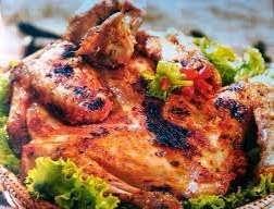 Ayam Bakar Limau