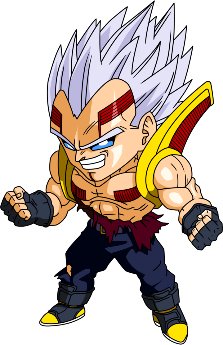 Chibi dragon ball z project of render - Dragon ball z baby cell ...