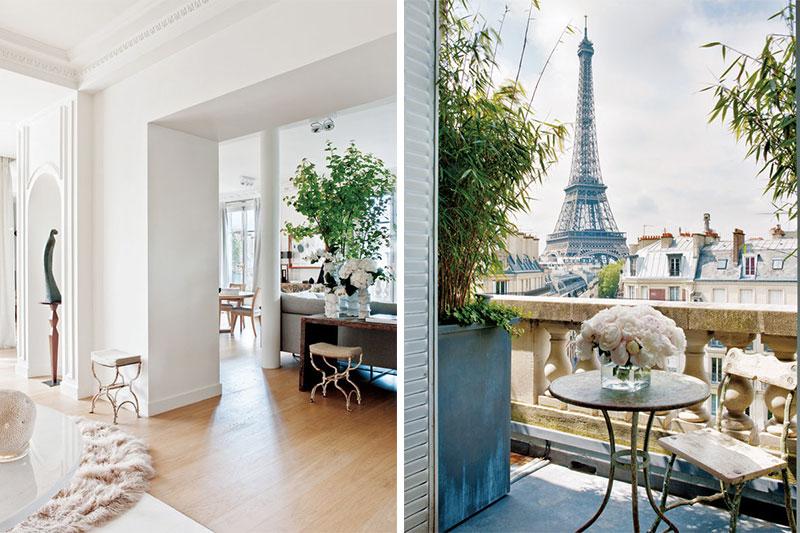 Dreams in hd interiors a parisian dream for Paris decorations for home