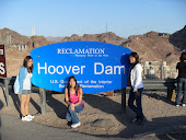YM at Hoover Dam, Arizona