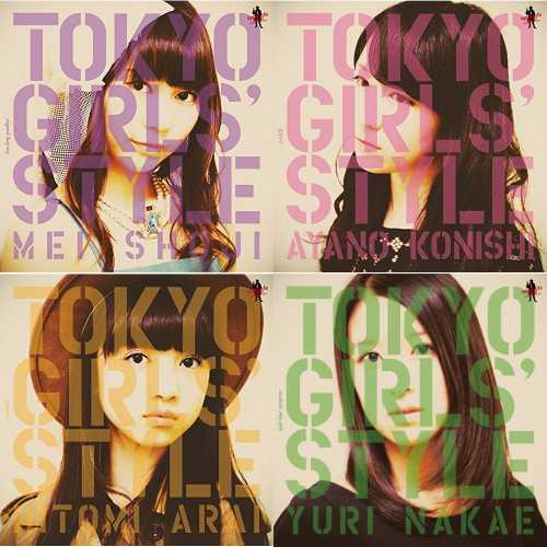 [MUSIC] 東京女子流 – pale blue nocturne/existence/game/say long goodbye/a new departure/Sweet Emotion(2014.12.17/MP3/RAR)
