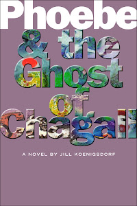 BUY PHOEBE & THE GHOST OF CHAGALL