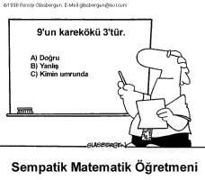 Özel ders karikatürleri 4