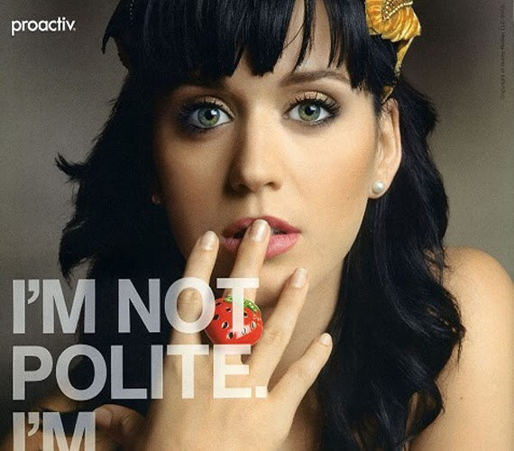 PROACTIV - a chance to KATY PERRY's Concert plus Discounts
