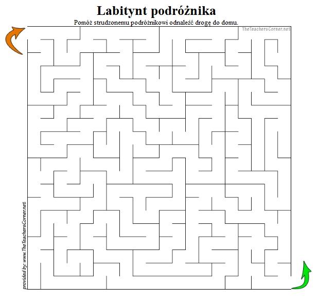 PODRu00d3u017bE KSZTAu0141Cu0104: Maze Maker