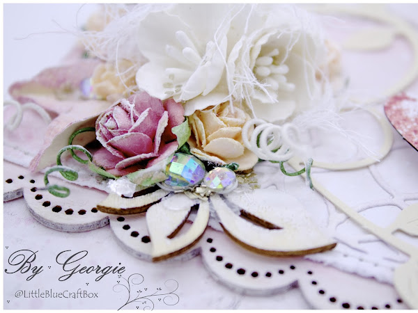 Soft and Chic Wedding Card - ASOI